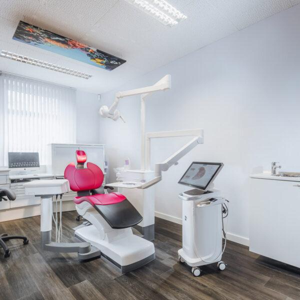 Behandlungszimmer Rostock Warnemünde