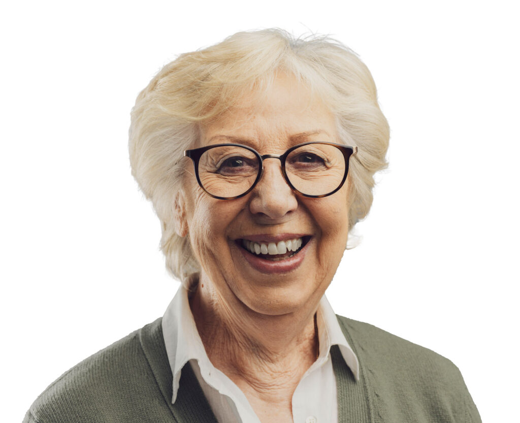 Parodontitisbehandlung einer älteren Frau Rostock Warnemünde